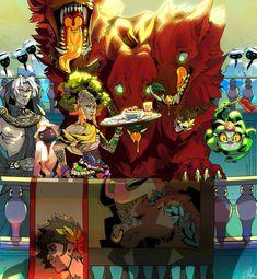Hades And Persephone, Drawing Reference Poses, Nerd Geek, Dark Fantasy Art, Video Game Art, Greek Gods, Indie Games, Gods And Goddesses, Greek Mythology
