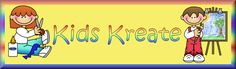 Kids Kreate - Kids Arts and Crafts - Kids Activities to Keep Them Busy & Learning