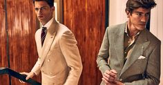 Massimo Dutti - Personal Tailoring SS'2016