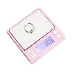 Portable Digital Pocket Scale for Jewelry/Gold/Weed g/ozt/ct/oz Pink Digital Pocket Scale, Cannabis, Weed, Princess, Random, Pink, Jewelry, Jewlery, Jewerly