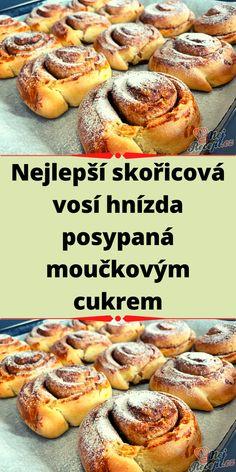 Czech Recipes, Bagel, Ham, Bread, Sweet, Food, Candy, Hams, Brot