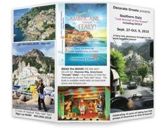 Join Bestselling author, Stephanie Chance, twice a year in Italy!   Decorate Ornate Italy Tours - Read  more on Facebook: Decorate Ornate - Call: 903.845.2519 Photos On Facebook, Italy Tours, Southern Italy, Sicily Italy, Online Printing Services, Bestselling Author, Signage, Join, Reading