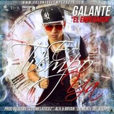 NEW - MP3'S - VIDEOS: Es Tiempo Ya - Galante