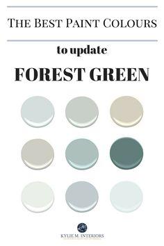 paint color ideas for green carpet. the best paint colours to update forest green color ideas for carpet f