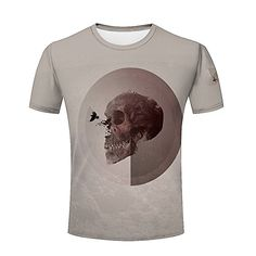 3d Pattern, Branded T Shirts, Fashion Brands, Graphic Tees, Lion, Tee Shirts, Mountain, Graphics, Cool Stuff