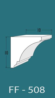 Crown Molding - Foam Factory Inc. I Est.1977 I Many Styles Available!
