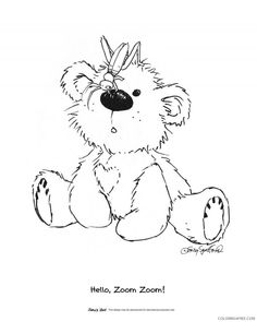 free suzys zoo coloring pages - photo#20