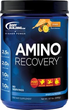 Bodybuilding.com Higher Power Amino Recovery Review – Grape Flavor