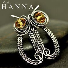 Tutorial: Owl Pendant by Nicole Hanna | JewelryLessons.com