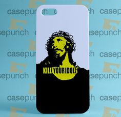Mz3-kill Your Idols Rock Axl Rose For Iphone 6 6 Plus 5 5s Galaxy S5 S5 Mini S4 & Other Smartphone Hard Back Case Cover