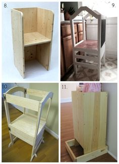 1000 images about muebles para ni os montessori on pinterest montessori learning tower and. Black Bedroom Furniture Sets. Home Design Ideas