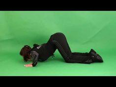 hoge wervelkolom: strekken en spierkracht - YouTube