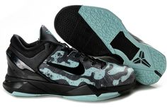 Nike Zoom Kobe 7 Poison Dart Easter Mint Candy Black 488371 300 Shop Kobe Shoes 2013