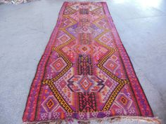 Turkish Rug Handwoven wool Rug