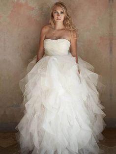Letitia-Vestido de Noiva em tule - dresseshop.pt