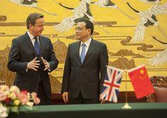 British Prime Minister David Cameron joins Sina Weibo, China'sTwitter