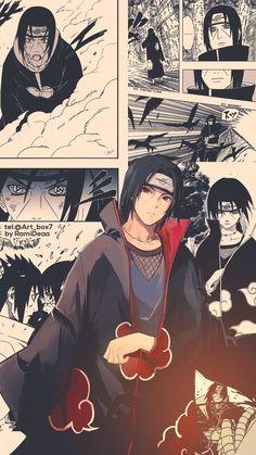 Itachi uchiha, you will be remembered… - 1 Naruto Kakashi, Naruto Shippuden Sasuke, Anime Naruto, Wallpaper Naruto Shippuden, Gaara, Otaku Anime, Anime Boys, Manga Anime, Boruto