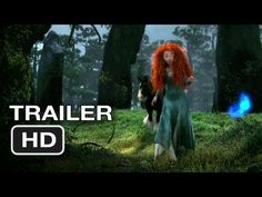 BRAVE-   Story about a daughter and her mother and the love between the two..........need I say more.  <3