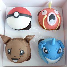 Pokemon cupcakes                                                       …