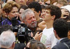 Lula venceria 1º turno em todos os cenários apontados por pequisa CNT/MDA - http://po.st/h2rtVQ  #Política - #Intenção, #Lula, #Pesquisa