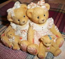 cherished best friend | 1991 cherished teddies christopher old friends are the best friends