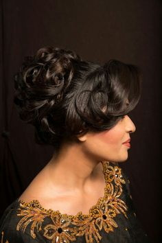 2014 new trend. Hairstyle created by saboohis salon and spa