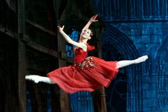 note gored skirt (Kremlin Ballet)