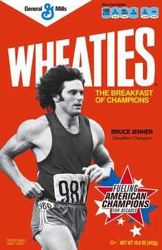 Breakfast of Champions from Bruce Jenner: Olympic Gold and Beyond! | E! Online