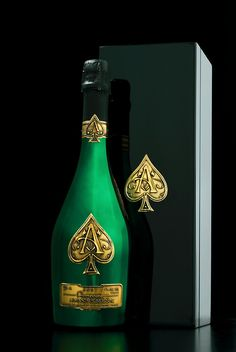 Armand De Brignac Review | Limited-Edition Armand de Brignac Bottle Awarded to Masters Winner ...