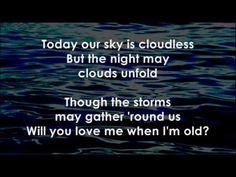 Will You Love Me When I'm Old? - Simani - Lyrics ,