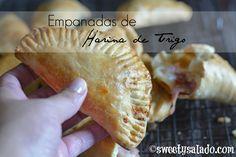 Sweet y Salado: Empanadas de Harina de Trigo