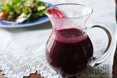 Fat-Free Blueberry Vinaigrette