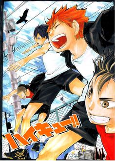 Haikyuu Ready to Fly - Read Haikyuu Ready to Fly Manga Scans Page 1 Free and No Registration required for Haikyuu Ready to Fly Ready to Fly Watch Haikyuu, Haikyuu Anime, Manga Drawing, Manga Art, Otaku Anime, Manga Anime, Haruichi Furudate, Volleyball Anime, Volleyball Team