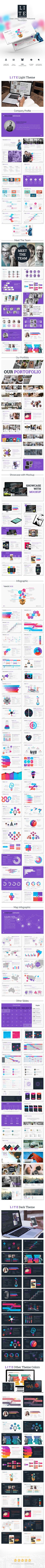 LITE Keynote - Presentation Template #design #slides Download: http://graphicriver.net/item/lite-keynote-presentation-template/14399569?ref=ksioks