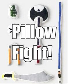 pillow fight, funny pictures