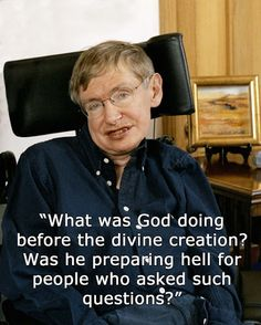 Welcome to r/atheism, the web's largest atheist forum. All topics related to atheism, agnosticism and secular living are welcome here. Atheist Humor, Atheist Quotes, Stephan Hawkings, Stephen Hawking Quotes, Famous Atheists, Secular Humanism, Bien Dit, Anti Religion, Question Everything