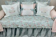 Kit cama borboletas