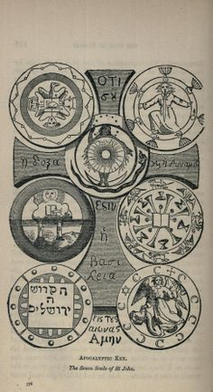 Eliphas Levi, Transcendental Magic. The Seven Seals of St. John (1896)