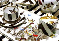 Christian Lacroix Maison Coffee Set for Vista Alegre 1824