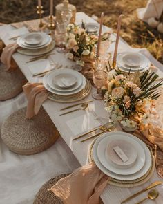 Terra Nomad- Gallery — Aeipathy Studio Photo: Anna Landstedt Photography Nude/ clay/ terracotta colours raw and natural tablescape tablescapes/ party style Terra Nomad- Gallery — Aeipathy Studio Photo: Anna Landstedt Photography Nude/ clay/ terraco Wedding Table Decorations, Wedding Table Settings, Wedding Tables, Reception Table, Outdoor Table Settings, Elegant Table Settings, Wedding Receptions, Event Styling, Photo Studio
