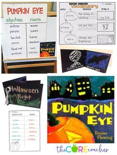 Use Pumpkin Eye to t
