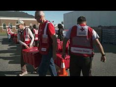 Get Involved: Volunteer with the American red Cross. We depend on community service from volunteers like you to carry out the humanitarian work of the American Red Cross.