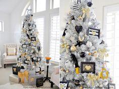 украшение новогодней елки фото, белая новогодняя елка как украсить, украшение белой новогодней елки, как красиво украсить белую новогоднюю елку