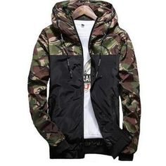 M65 Military Tactical Jacket For Men Army Fan Windbreaker Jacket Plus Size With Inner Military Fans Winter Jacket Men Clothing Hiking Jackets Camping & Hiking