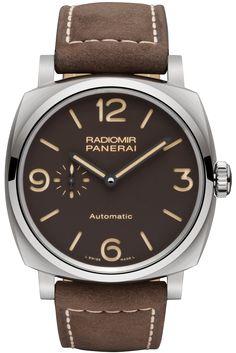 Radiomir 1940 3 Days Automatic Titanio - 45mm PAM00619 - Collezione Radiomir 1940 - Orologi Officine Panerai