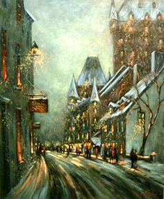 La Grande Galerie - Exposition des oeuvres de Gérard Boulanger