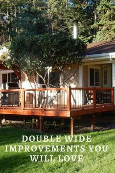 So many great ideas! Double Wide Remodel, Double Wide Home, Mobile Home Makeovers, Mobile Home Living, Home Remodeling Diy, Kitchen Remodeling, Mobile Home Decorating, Buying A New Home, Home Improvement Projects