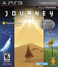 Journey Collector's Edition - PS3