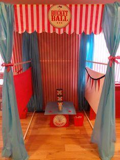Carnival Birthday Party Ideas   Photo 10 of 33