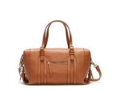 ZARA - NEW COLLECTION - MINI LEATHER BOWLING BAG